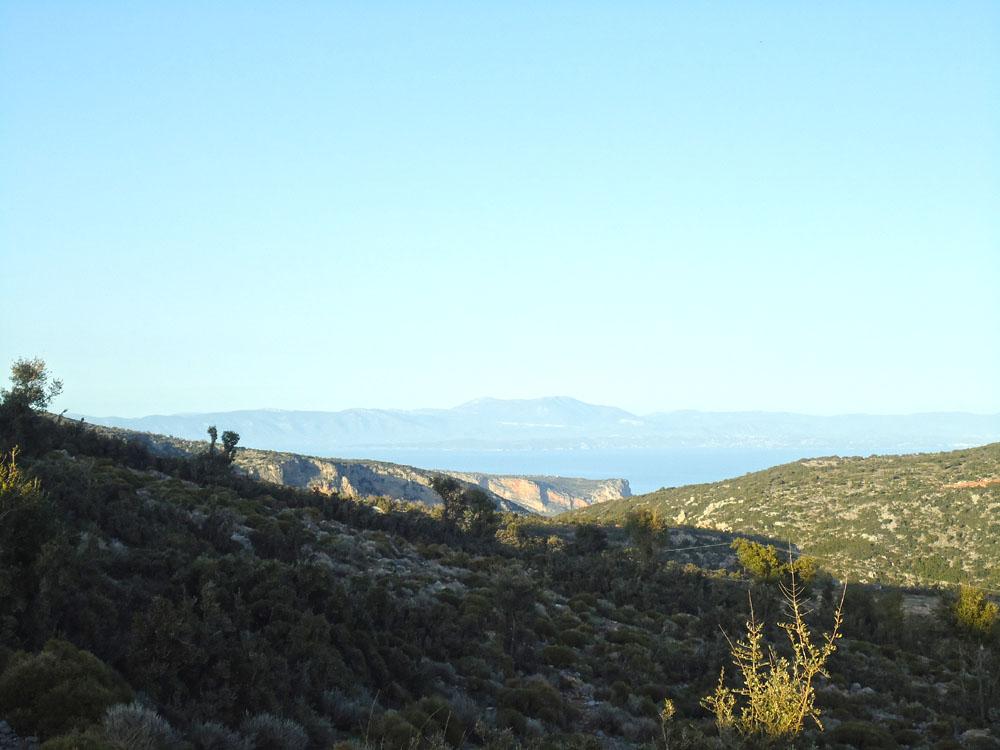 Trekking Agios Nikolaos Tsitalia
