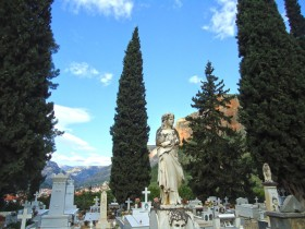 Κοιμητήριο Αγίων Πάντων.