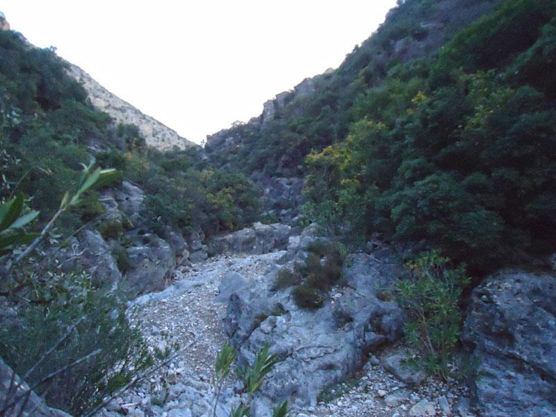 Trekking Tsitalio